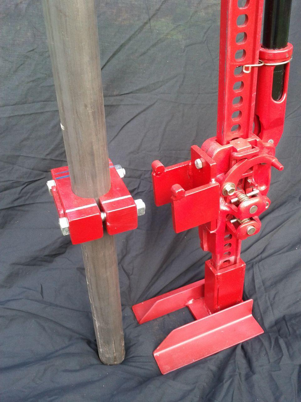 hilift puller together